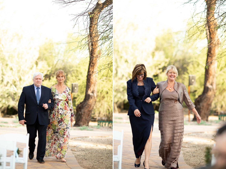 Phoenix zoo wedding, phoenix wedding photographer, arizona destination wedding, wedding in phoenix, intimate wedding inspiration, green wedding, small wedding, desert grove wedding
